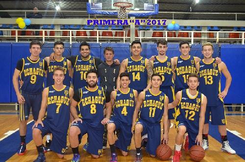 Basquet Federal - Pedro Echague del barrio de Flores capitalino será el rival del equipo de Erbel De Pietro.