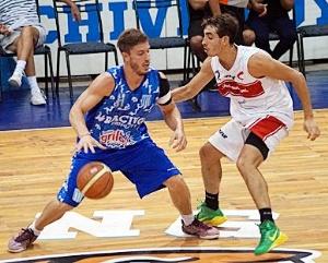 Basquet Provincial - Racing de Chivilcoy goleó y se metió en los play off - Di Pietro Goleador del Cotejo.
