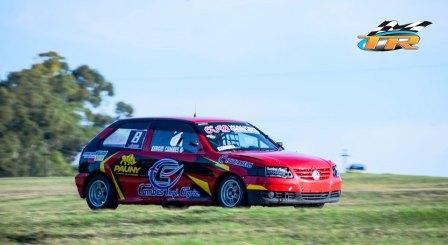Turismo Regional - Sergio Combes avanza al 4° lugar del campeonato.