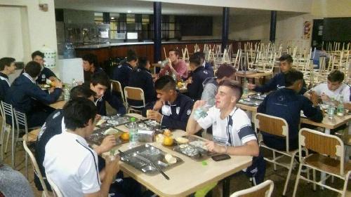 Los chicos del Club Sarmiento de 5ta División jugaran amistosos en Buenos Aires.