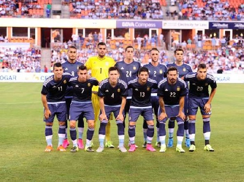 Amistoso Internacional - Argentina goleó a Bolivia 7 a 0 en Estados Unidos.