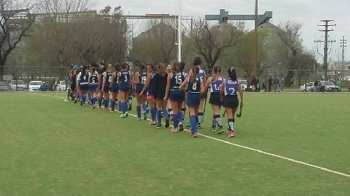 Hockey Femenino - El Cef 83 derrotó a Sarmiento y Peñarol cayó ante el Club de Pelota en 1ra División.