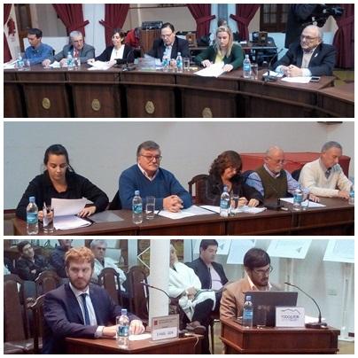 Pigüé: La mayoría de concejales desaprobó la Rendición de Cuentas del Ejercicio 2017 del Dpto. Ejecutivo Municipal