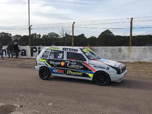 Gran Turismo de La Comarca - Javier Velázquez ganó la 1ra final y Obergozo la segunda.