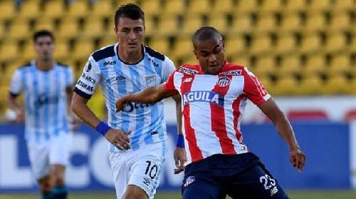 Copa Libertadores - Atlético Tucumán con Leo González cayó ante Junior en Barranquilla por la mínima diferencia.