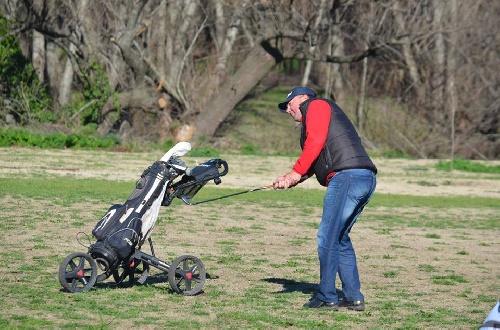 Golf - Omar Gurruchaga y Matías De Caso los ganadores del sábado en el Golf local
