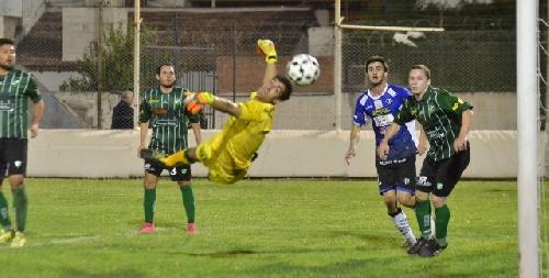 Liga del Sur - Pacífico de Cabildo con la dirección de Carlos Salvi,  derrotó a Rosario Puerto Belgrano.