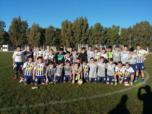 LRF Inferiores - Sarmiento A y Sarmiento B se enfrentaron en 7ma y 8va adelantando el cotejo del fin de semana.