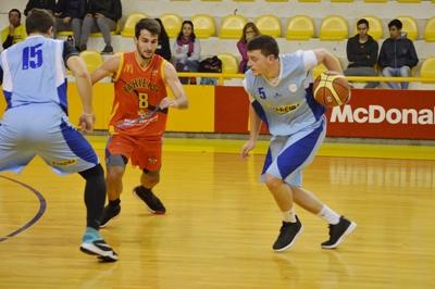 Basquet Bahiense - Bahiense del Norte líder a dos fechas del final.