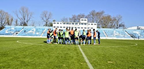 Copa Argentina - Temperley continúa entrenando con vistas al día viernes.