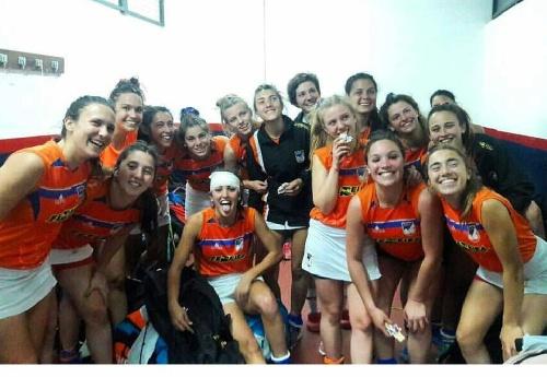 Hockey Femenino - Campeonato Argentino Sub 21 - Histórico 3° lugar para el seleccionado bahiense con Ivana Mazars en sus filas.