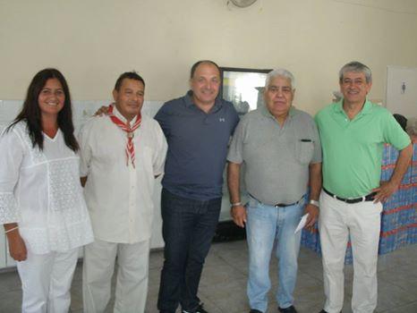 El Diputado Garate entregó subsidios a instituciones distritales
