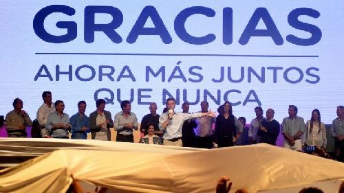 Amplio triunfo de Macri en el Distrito de Saavedra-Pigüé