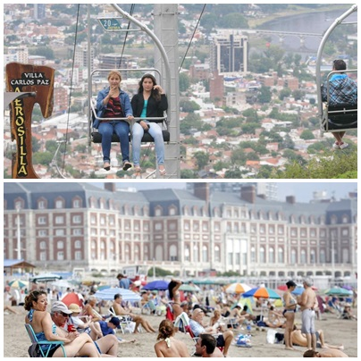 Record de turismo en el pais ¿cuándo es el próximo fin de semana largo?