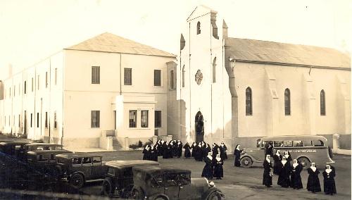 Se cumplieron 130 años del arribo de las Hermanas del Instituto Niño Jesús a Pigüé