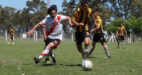 AFA - Inferiores - Derrotas ante River Plate de Olimpo en 4ta y 5ta división - Pazos y Balcarce titulares.