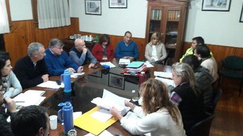 Los radiotaxis en la agenda de los concejales y de Inspección Municipal