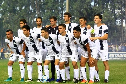 Club Sarmiento con tres goles del Seba Blanco derrotó en la primer final a Automoto.
