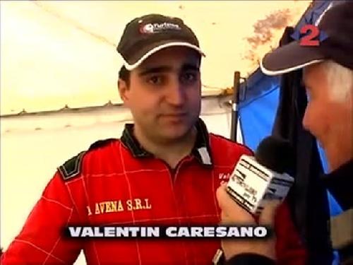 TC del 40 Sudeste - Caresano y Gallego los más rápidos del sábado en G.Chávez - Guarino 5° y 3° lugar.