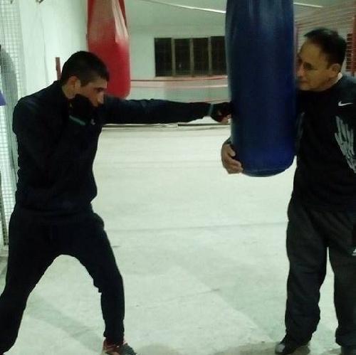 Boxeo - Festival de Box en Independiente de Pueblo San José - Maldonado, el neuquino radicado en nuestra ciudad estará presente.