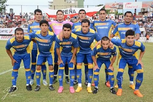 Federal A - Sol de América con un gol de Marcos Litre no pudo con Sarmiento de Resistencia.