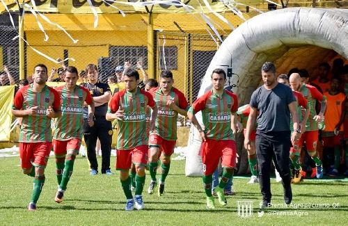 Nacional B - Agónico empate de Agropecuario como local ante Quilmes. Martín Prost ingresó en el complemento.