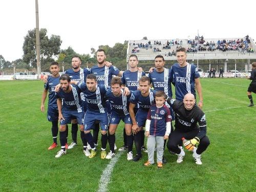 LRF - El Progreso derroto a Boca Juniors en primera y reserva.