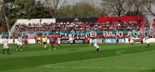 Nacional B - Importante empate de Juventud Unida en Adrogué - Martín Prost titular.
