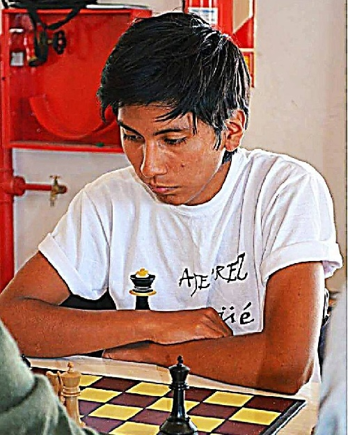 Ajedrez - Chávez Dorado ganó el Super Rápido del ajedrez local.
