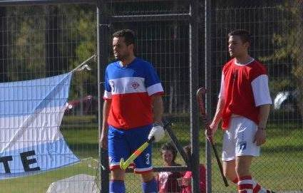 Hockey Masculino - Cef 83 cayó ante Los Perales en el 2° partido del Torneo de Ascenso.