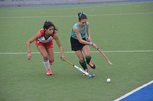 Una nueva derrota y un empate para la Selección Sub 14 Damas Hockey Femenino en Mar del Plata
