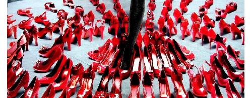 Los zapatos y las mujeres