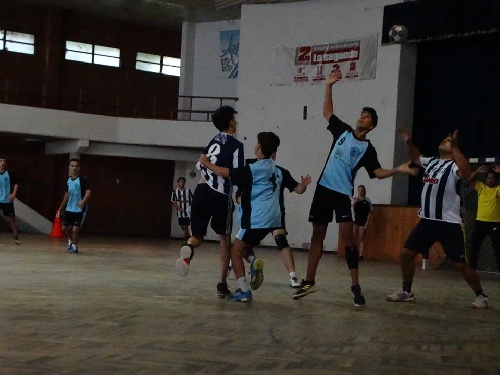 Actividad en el Handball regional en este fin de semana.