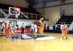 Basquet Bahiense - Barracas venció a Pueyrredon con un buen goleo de Matías Cleppe.