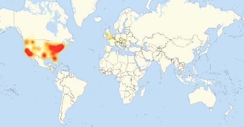 Hackers colapsan Internet, fallan servidores ¡y hasta el whatsapp! en E.E.U.U.