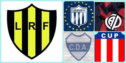 LRF - Quinta fecha del Clausura Primera División.