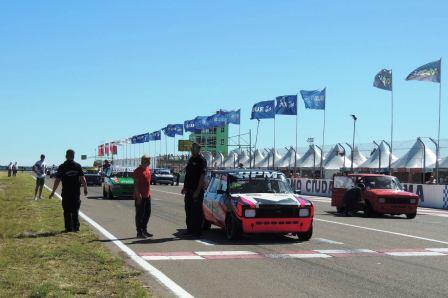 Gran Turismo de La Comarca - Reunión realizada en Mayor Buratovich.