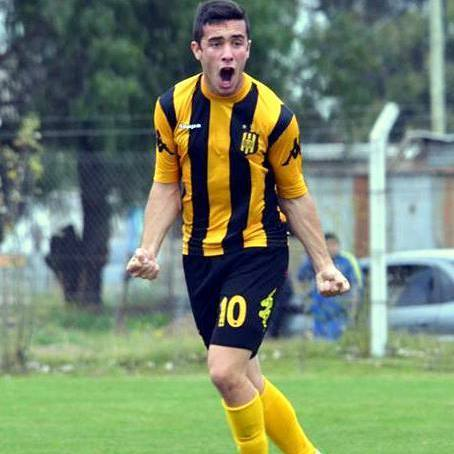 AFA Inferiores - Pazos y Balcarce en Olimpo ante San Martín de San Juan - Balcarce convirtió el gol del triunfo