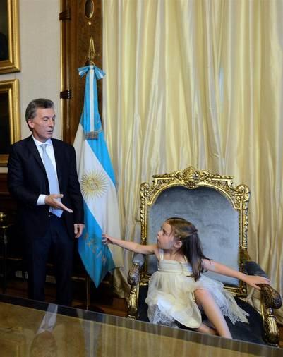 Procesaron a la mujer que amenazó a Macri y a su hija Antonia a través de Twitter