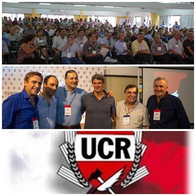 """UCR: """"Consolidando el cambio"""""""