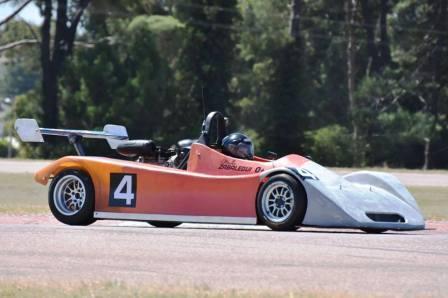 Sport Prototipos - Zabalegui se quedó con las dos finales en la primera fecha.