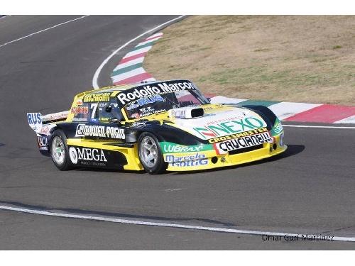 TC en Rafaela - El Guri Martínez ganador de la final. Alaux finalizó 10°