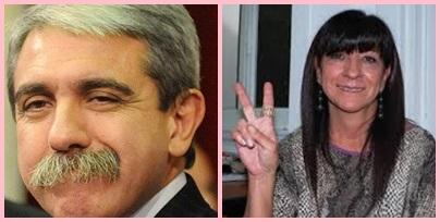 Diputada ultra K Diana Conti: Hubo rezos contra Anibal Fernandez