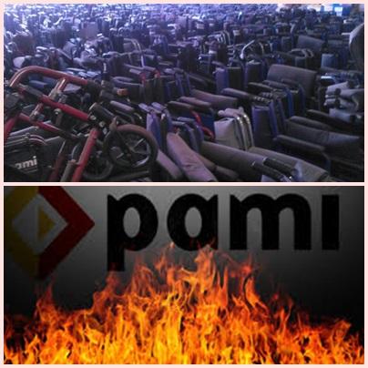 Sillas de ruedas apiladas, facturas truchas y clínicas fantasma: así dejó el PAMI el gobierno K