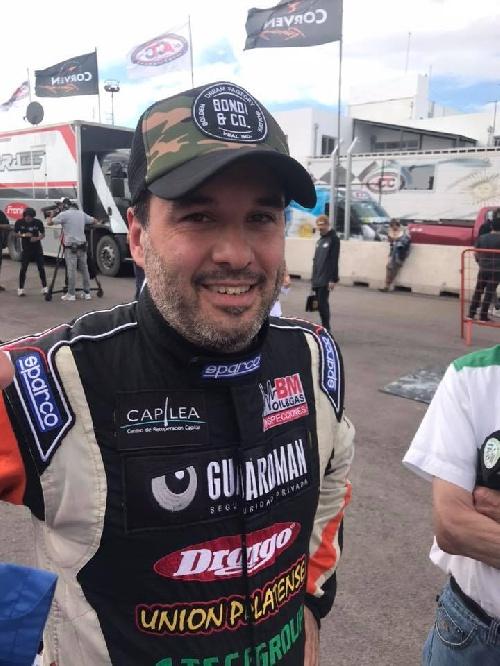 Turismo Carretera - Sergio Alaux entre los 38 anotados para San Juan.