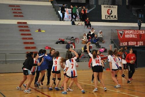 Handball - Resultados de la última fecha de la Asociación.