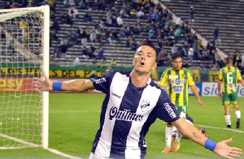 Nacional B - Un gol de Leandro González sobre el final fue insuficiente para que el Cervecero no cayera en su cancha.
