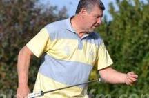 Golf - Roberto Pérez se quedó con el Torneo local