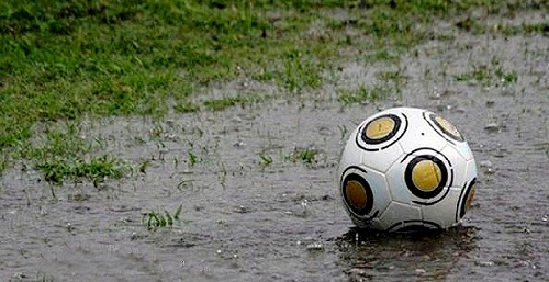 LRF Inferiores - Por el mal tiempo como era de prever se suspendió la fecha programada para hoy en toda la liga.