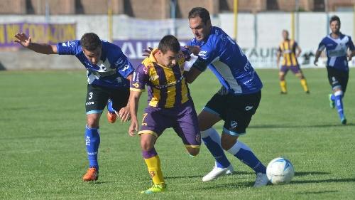 Federal A - Tiro Federal con Salvi como entrenador empató con Alvarado.